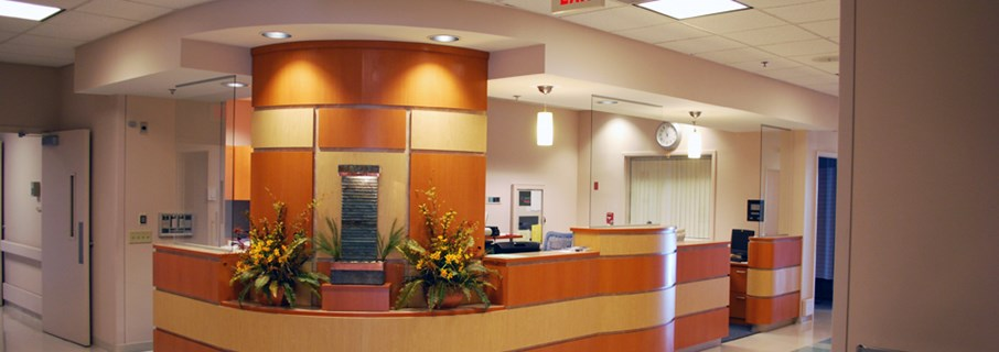 Clay County Hospital Nuses Station Remodel